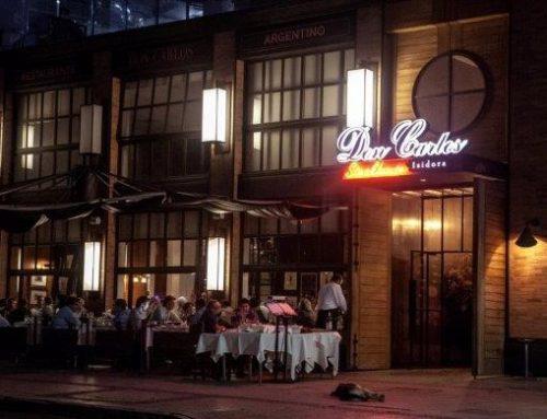 Restaurante Don Carlos Isidora Lanza nueva carta de vinos y comida