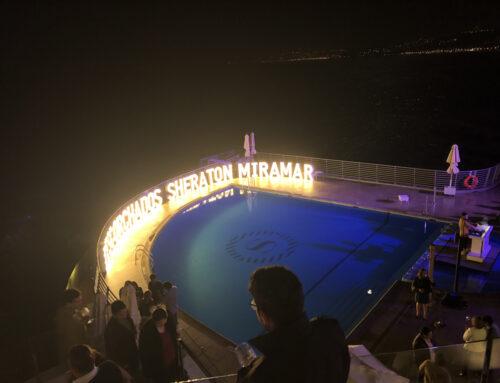 Feria de Vinos Descorchados – Hotel Sheraton Miramar, Viña del Mar – Marzo 2020 (Antes de cuarentena).